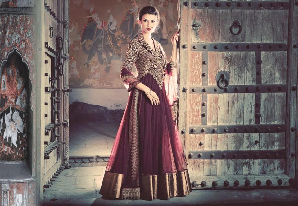 bridal wear designer
