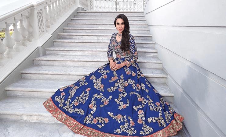 bridal wear in delhi