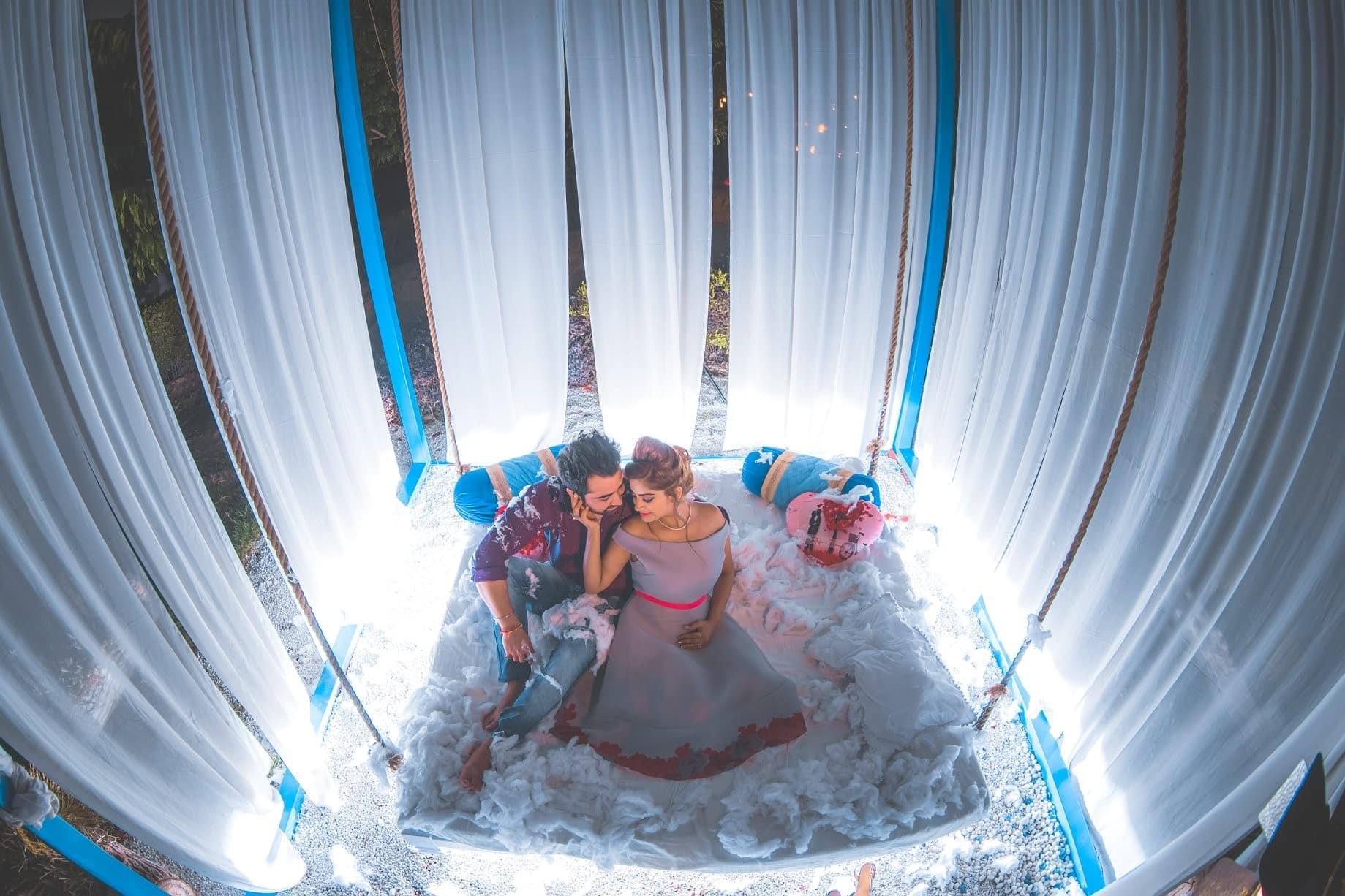 pre wedding shoot location